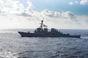 2020年最后一天,美军舰再穿台湾海峡!我国防部:随时应对一切挑衅
