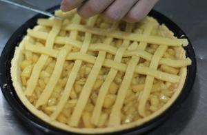 平安夜到了,学会这道美食,分享家人的苹果派!