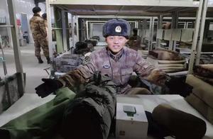 温暖过冬!边关官兵终于拥有了量身定制的20式被装和19式军品