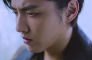 吴亦凡对自己颜值真自信,微电影直接怼脸拍,毛细孔看得一清二楚