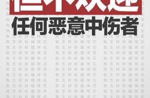 中国市场虽大,但不欢迎任何恶意中伤者!