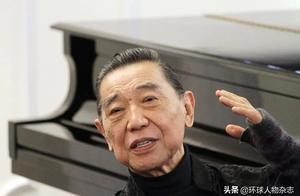 """噩耗!《傅雷家书》收信人因新冠去世,曹可凡、郎朗忆""""钢琴诗人""""傅聪"""
