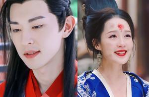 邓伦新剧搭档李沁,全程无化妆拍摄,宣传片中的颜值太真实了