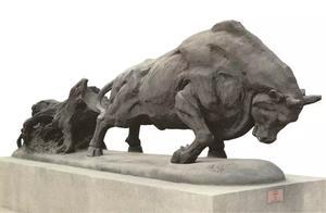 曾创作《开荒牛》,雕塑家潘鹤病逝,享年95岁