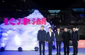 陈凯歌,徐克,林超贤,吴京,兰晓龙…有他们在,《长津湖》稳了