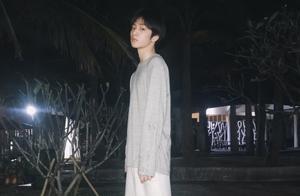 14岁校草刘耀文,183cm的腿长是真实的吗?钢铁直男却有超强穿搭