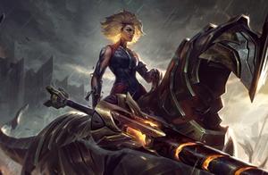 《英雄联盟》新英雄镕铁少女芮尔公布 坦克型辅助自带破盾