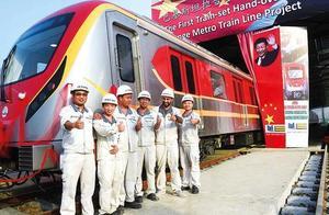 100%中国造!巴基斯坦进入地铁时代,巴铁举国沸腾