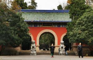 南京:冬日灵谷寺