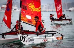这7位国际级帆船名将将齐聚威海!