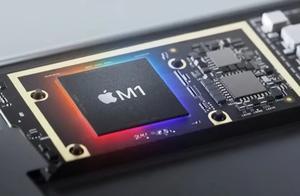 5nm、160亿晶体管,苹果M1芯片问世,Mac性能大跃进