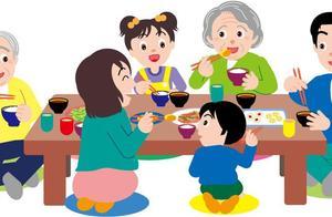 家庭教育中千万别缺席了食育:吃饭的仪式感