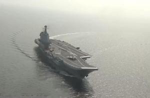 山东舰最新情况公开!印媒:对中国是个好消息,对印度是个坏消息