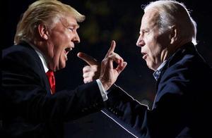 美国大选战况激烈,特朗普优势不断缩小,