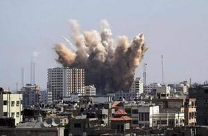 是可忍孰不可忍?以军战机再次空袭大马士革 叙军迅速发起反击