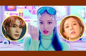 "aespa、NCT、SuperM、BoA联系成为""SM宇宙"""