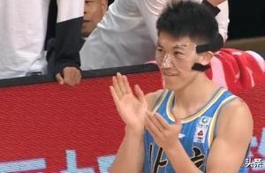 刘晓宇垫脚,翟小川大闹技术台,为何首钢队还敢上演罢赛?