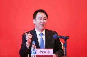 胡润慈善榜发布 许家印为中国首善 马云、黄峥未上榜