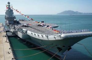 山东舰编队展开例行训练,为什么引起如此大的反应?