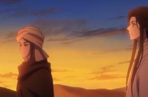 谢怜的人设让人爱不起来?他或许没有拯救世界,但是他挽救了花城