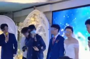 邓超客串婚礼司仪,录新综爆笑连连,网友:被演艺事业耽误的司仪