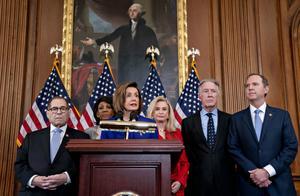 特朗普下台就能免于调查?美媒:民主党议员没这个打算