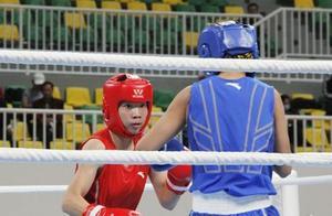 2020年全国女子拳击冠军赛11月16日陕西榆林开赛