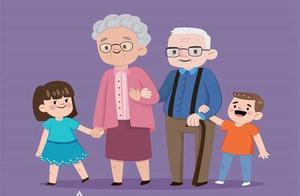 孩子到这个年龄,最好不要再麻烦老人帮忙带,不然对孩子影响很大