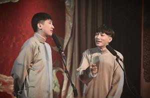 德云社剧场开箱一月有余,七队演员何九华首登台,演出搭档引关注