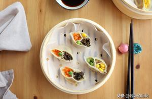 年初一包饺子,给家人做点新花样,好看好吃寓意好,全家都爱吃