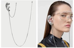 眼镜还能这么戴?戚薇演绎时髦星人戴眼镜法则