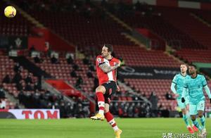 利物浦三轮不胜榜首位置堪忧,输给南安普顿不意外,这一点太糟糕