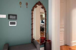 做梦都想有套这样的房子:218㎡!一线江景、典雅装修,太漂亮了