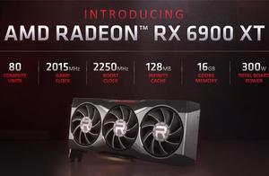 AMD RX 6900XT 显卡发布:999 美元,对标 RTX 3090