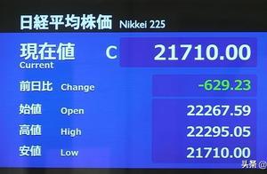 日本新鲜事日股暴跌日元升值、杏和东出昌大离婚、吉野家大量关店