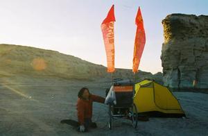 「小星叔叔讲故事⑦」在沙漠里搭帐篷、写日记,与自己的灵魂相处