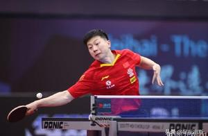 男乒世界杯:4强全部出炉,被中日韩包揽 樊振东战韩国悍将争冠