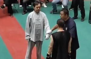 太极拳大师30秒被KO?