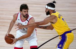 湖人1换2送走麦基签下小加,詹姆斯再获强力帮手NBA大结局?