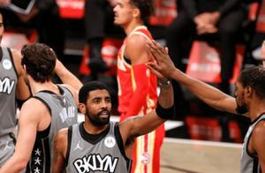 """单节33分!欧文和杜兰特打""""疯""""了,球迷:这真是NBA超巨"""