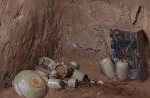 又有考古新发现,陕西北宋孟氏家族早亡人墓地出土精美耀州窑瓷器