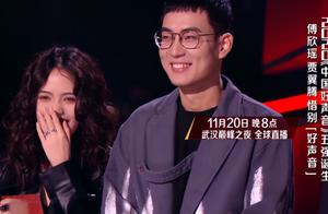 《好声音》五强出炉,傅欣瑶贾冀腾遗憾淘汰,她成本季最大黑马?