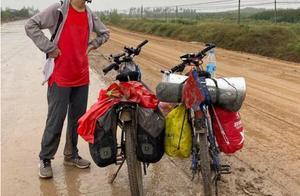 19岁时你在做什么?19岁四川少年骑行2300公里到嘉兴上大学!牛