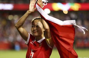 中国女足兵发韩国,参加奥预附加赛,请为高颜值女足加油!