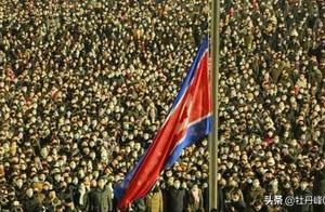 平壤举行新年升国旗仪式