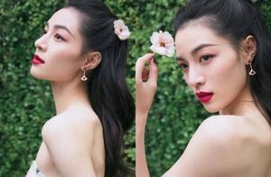 芭莎红毯女星争奇斗艳!倪妮金晨杨采钰谁才是绝色大美人?