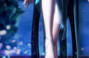 """国漫中的6位""""腿精""""女神,看到她们的腿后,你能猜出几个呢"""