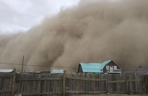 韩国空气质量下降怪中国?韩媒称遭源自中国沙尘暴侵袭,中方回应