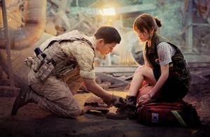 中国版《太阳的后裔》来袭,李沁黄景瑜演男女主,两人cp感绝了
