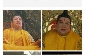 武林外传佟湘玉她爹竟然是如来佛主,这些明星太多变了